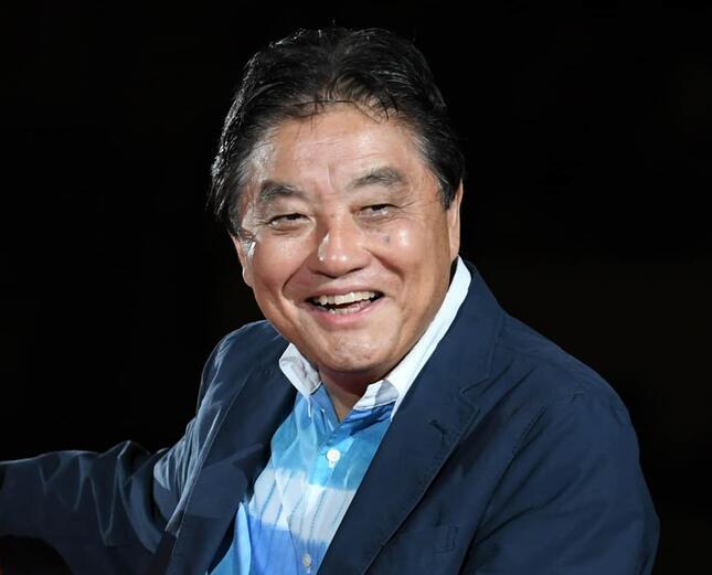 河村たかし市長(写真:坂本 清/アフロ)