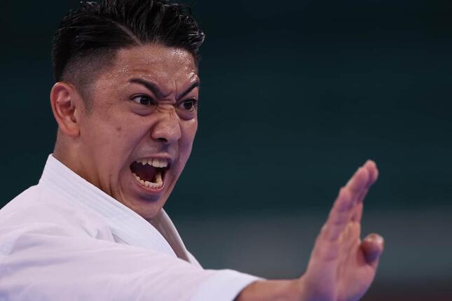 喜友名諒選手(写真:青木紘二/アフロスポーツ)