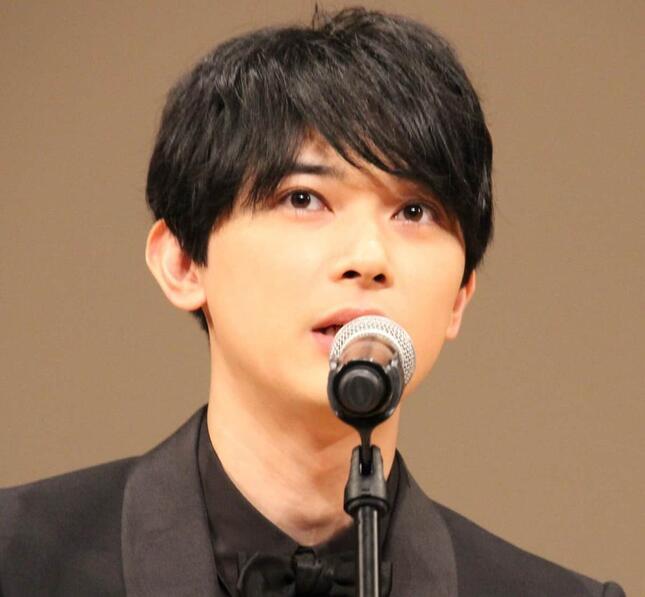 吉沢亮さん(2020年2月撮影)