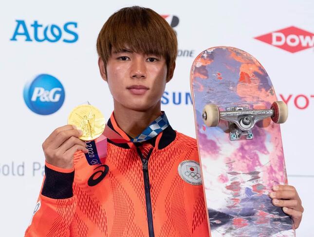 堀米雄斗選手(写真:アフロスポーツ)