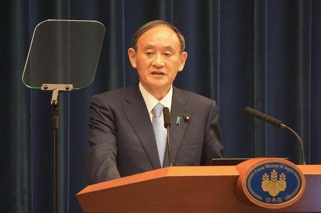 解散総選挙のタイミングを失いつつある菅義偉首相。8月17日の記者会見では「選択肢はだんだん少なくなってきているが、その中で行わなきゃならない」と話した
