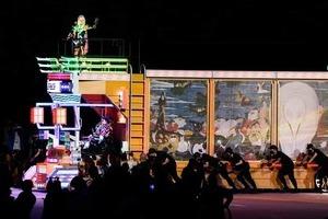 パラ開会式、アニメファンも沸いたデコトラ演出 「スタァライトで観た」「感動!!!!」