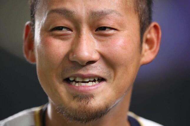 無償トレードで巨人に移籍した中田翔選手(YUTAKA/アフロスポーツ)