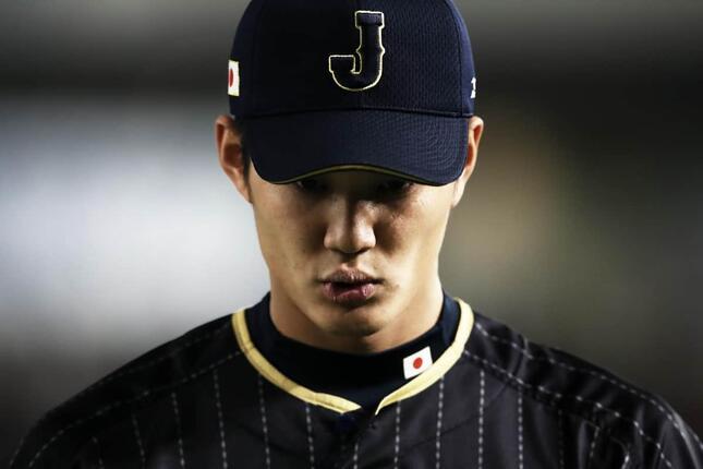 藤波晋太郎(写真:アフロスポーツ)