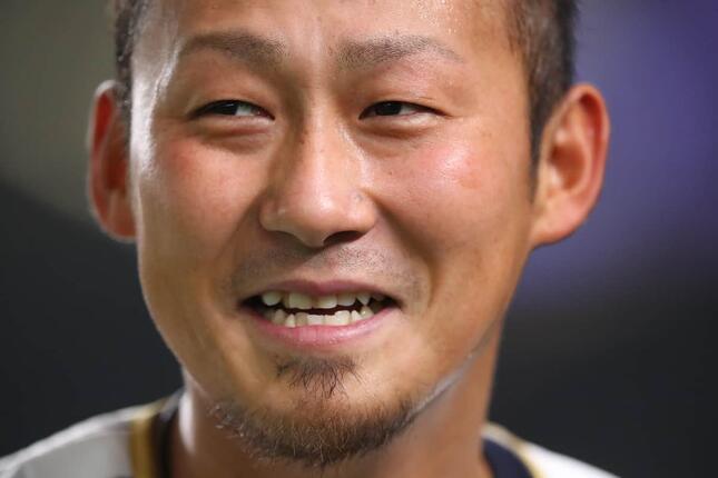 巨人に移籍した中田翔選手(写真:YUTAKA/アフロスポーツ)