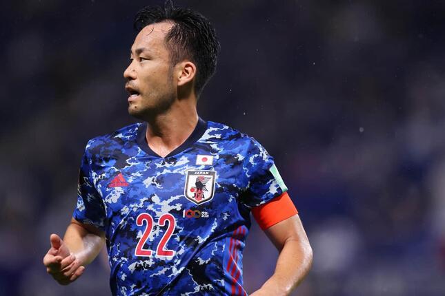 日本代表キャプテン・吉田麻也(写真:森田直樹/アフロスポーツ)