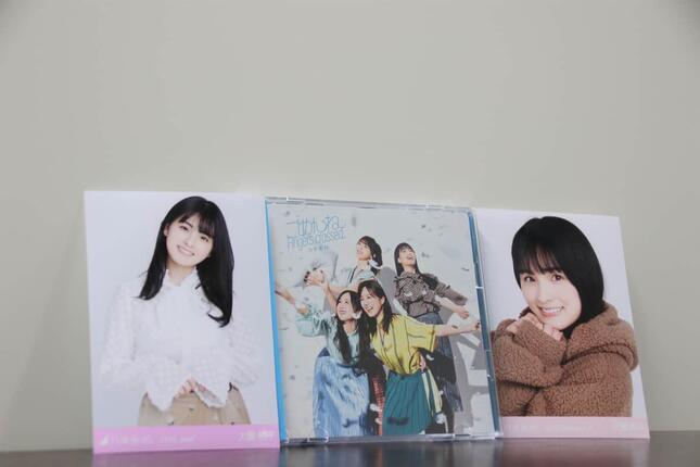 27thシングル「ごめんねFinfgers crossed」をもって大園桃子さんが乃木坂46を卒業、それにファンのバンドが応えた