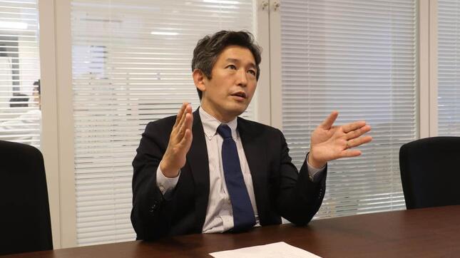 旭酒造の代表取締役社長・桜井一宏さん