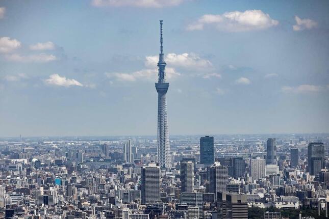 東京2020プレビュー( 写真:AFP/アフロ)