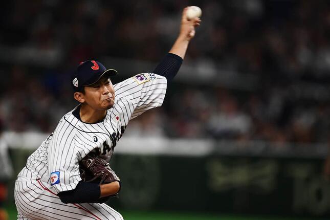 今永昇太投手(写真:AFP/アフロ)
