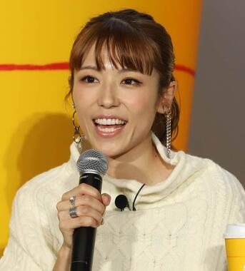 若槻千夏さん(写真:つのだよしお/アフロ)
