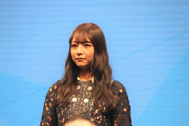 北野日奈子さん