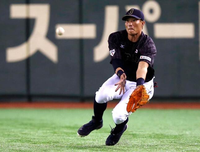 糸井嘉男選手(写真:ロイター/アフロ)