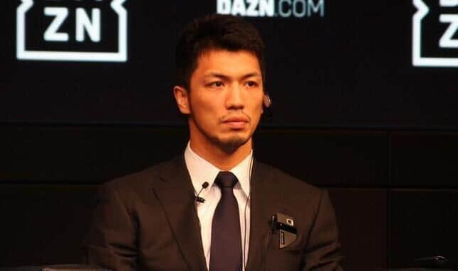 村田諒太選手(2018年撮影)