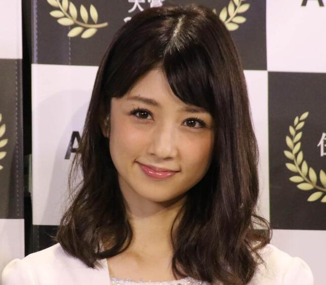 小倉優子さん(2017年撮影)