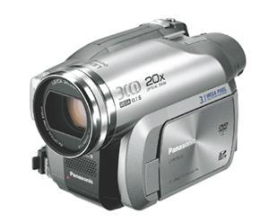 松下電器産業が発売するDVDビデオカメラ「DVDデジカム」VDR-D400