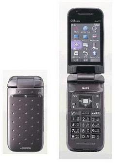 トヨタ自動車が発売する携帯電話「TiMO(ティーモ)」