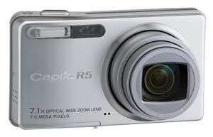 リコーが発売する「Caplio R5」