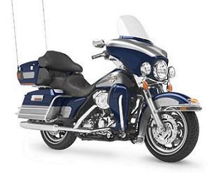 ハーレーダビッドソンジャパンが発売する「ツーリングファミリー」2007年モデル