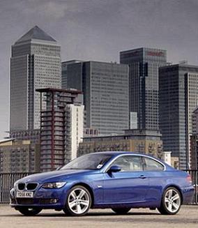 BMWが発売する「3シリーズ・クーペ 335i」