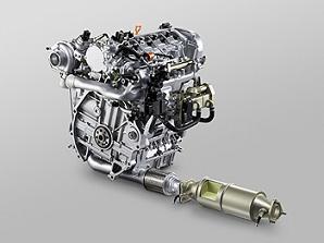 ホンダが開発した新型ディーゼルエンジン
