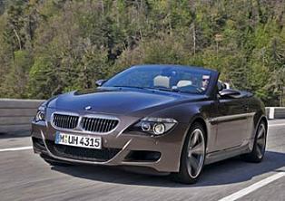 BMWが発売する新型BMW M6カブリオレ