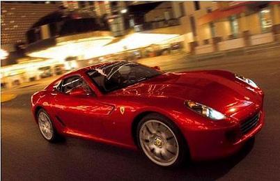 コーンズが発売する「フェラーリ599 F1」