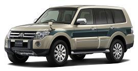 7年ぶりにフルモデルチェンジした三菱自動車の「パジェロ」