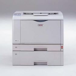 用紙対応力を強化したレーザープリンター 写真は「IPSiO SP 6120」
