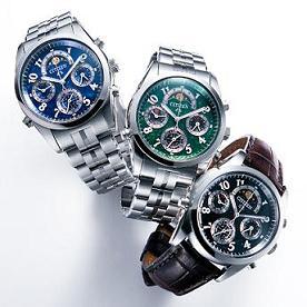 シチズン時計が発売する「カンパノラ・コレクション<漆シリーズ>」