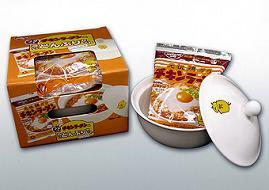 日清食品が発売する「チキンラーメン&どんぶりセット」