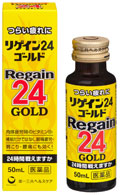 第一三共ヘルスケアが発売する「リゲイン 24ゴールド」