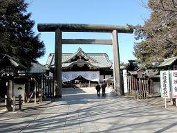 靖国神社でも「純ちゃんまんじゅう」は大人気だった
