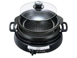 東芝コンシューママーケティングが発売する「グリル鍋 HGN-6G」