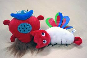 九州国立博物館で人気の「腹の虫」グッズ