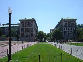 竹中大臣、訪米中にコロンビア大学関係者と接触?