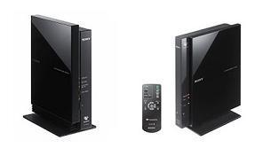 ソニーが発売する「LF-PK20」(左)と「LF-BOX1」(右)
