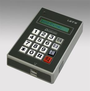 レッツ・コーポレーションが発売する「Double Dial 64/512」