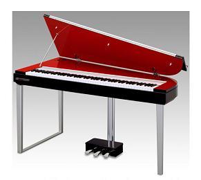 ヤマハが発売する電子ピアノ「MODUS」