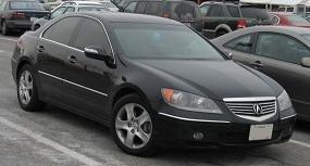 ホンダは高級車ブランド「アキュラ」の国内展開を延期(写真は米国モデル)