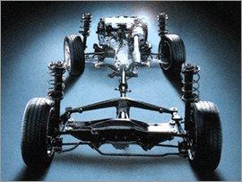 トヨタ車に「水平対向エンジン」搭載か