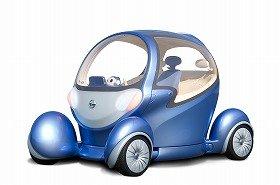日産はユニークな電気自動車「PIVO2」などを出展する