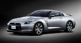 ランエボ、GT-RもDCTを搭載する(写真は日産GT-R」)