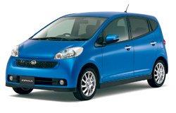 """大发在2006年投放市场的""""Sonica""""等3款车"""