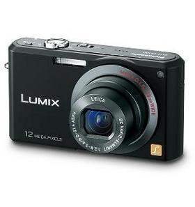 """松下电器产业销售的""""LUMIX DMC-FX100"""""""