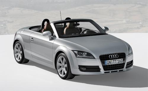 アウディジャパンが発売する新型オープンスポーツカー「アウディTT ロードスター」