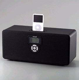 iPod(R)などを直接接続することができる「MXSP-2000」
