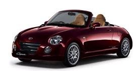 ダイハツから「Copen  ULTIMATE  EDITION 2 MEMORIAL」