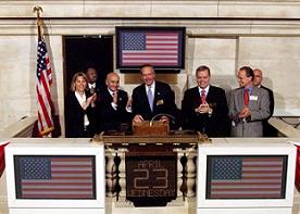 NYSEとの提携効果はあるのか?