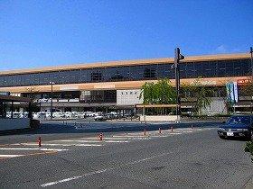 盛岡では大幅に地価が下落した(写真は盛岡駅)